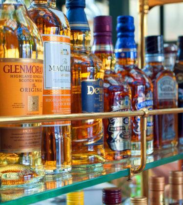 nos bouteilles de whisky